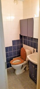 WC ennen